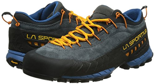La Sportiva Mannen Kregen Op Schoenen Blauw-papaya
