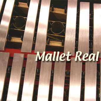 MALLET PLATINUM Collection - HUGE 24bit Multi-Layer WAVE Samples Sound Library and Production tools 7,67GB on 2DVD by SoundLoad