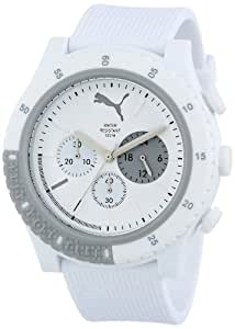 PUMA Men's PU103221004 Motion Analog Watch