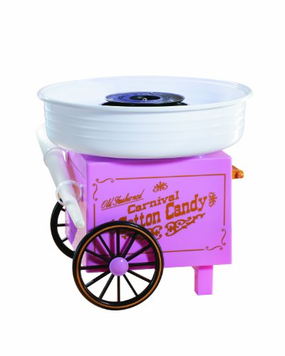 Nostalgia Electrics CCM-505 Vintage Collection Cotton Candy Maker (Center Sugar Bowl)