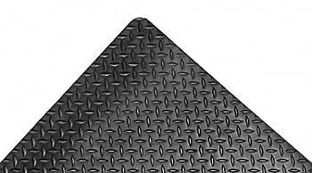 Antifatigue Mat, Vinyl Top/Closed Cell Foam Base, 5 ft. x 3 ft, 1 EA