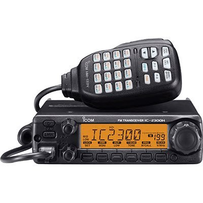 ICOM 2300H 05 144MHz Amateur Radio (Amateur Radio Base Station)