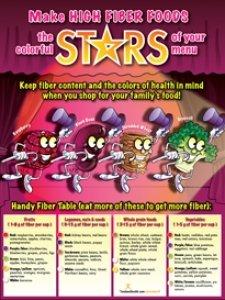 (Fiber Stars Poster)