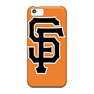 High Quality XtP3033bHEW San Francisco Giants Tpu Case For Iphone 5c