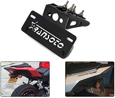 Romsion Motorcycle License Plaat Frame Kit voor HONDA CBR500R CB500F 20161019