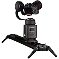 Syrp Genie 3-Axis Kit with 1x Genie and 2x Genie Mini Motion Control Systems, Includes 3C Link Cables, Sync Cable, Pan Tilt Bracket, 2.6 Magic Carpet Short Track with Carriage and End Caps