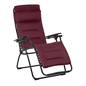Lafuma LFM3120-6893 Futura Air Comfort Recliner - Red