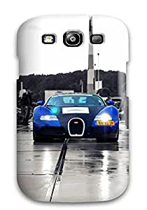 jack mazariego Padilla's Shop Hot Galaxy S3 Case, Premium Protective Case With Awesome Look - Bugatti 5030770K66938176