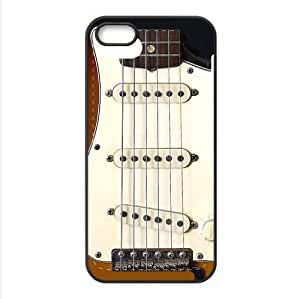 Instruments Guitar Vintage Fender Stratocaster Apple Iphone 5/5S Waterproof TPU Back Cases Covers