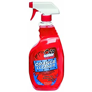Kafko AOD3211902 Oil Eater ORANGE Cleaner Degreaser 32 ounce Trigger, (Pack of 6)