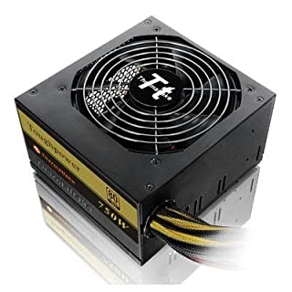 Thermaltake Toughpower 750W 80 Plus Gold ATX12V 2.3 and EPS12V 2.92 Power Supply TP-750P (B008MF4R5O)   Amazon price tracker / tracking, Amazon price history charts, Amazon price watches, Amazon price drop alerts