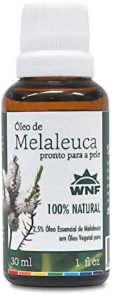 Óleo de Melaleuca 30 ml, WNF