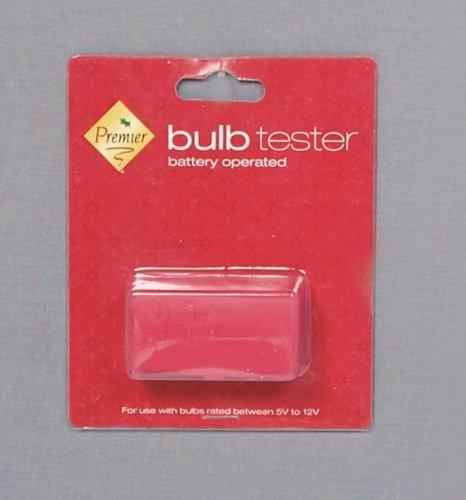 Premier Decorations Christmas Light Bulb Tester Low Voltage 5v to ...