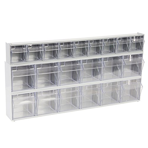 OEMTOOLS 22181 21-Bin Small Parts and Tool Storage Set—Removable Bins