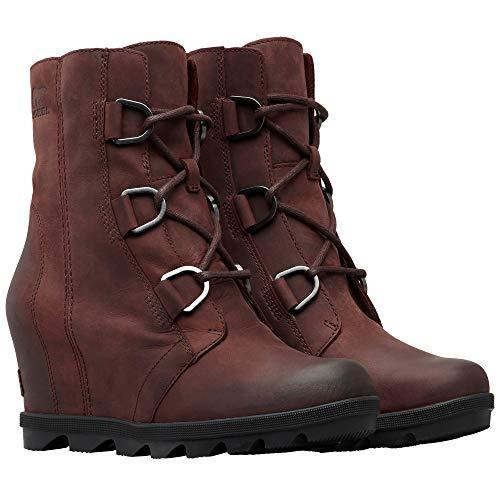 Sorel Women's Joan Of Arctic Wedge Ii Waterproof Boots Cattail 8 (Best Black Ops 2 Class)