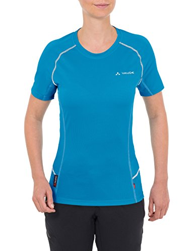 VAUDE T-Shirt Women's Roseg - Camiseta Spring Blue