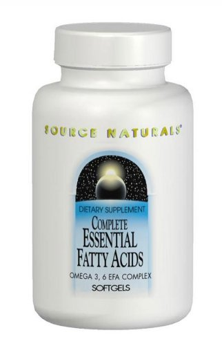 Source Naturals Essential Fatty Acids (Complete), 120 Softgels For Sale