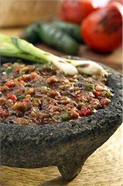Del Real Foods Fire Roasted Fresh Red Salsa (48 Oz)