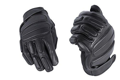 Einsatzhandschuh SEK 1 - schnitthemmend - aus Leder, Gr:M
