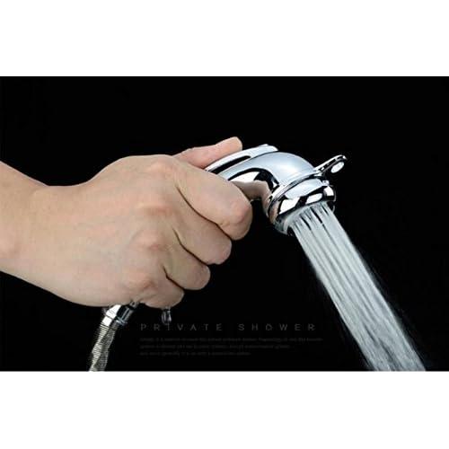 Wash the ass flusher/Bidet/Baby bidet nozzle/Cleaner/Gun faucet toilet-B 70%OFF