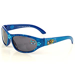 Paw Patrol Boys Sunglasses 100% UVA & UVB Protection Paw Print