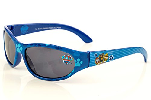 Paw Patrol Boys Sunglasses 100% UVA & UVB Protection Paw - 100 Protection And Uva Uvb