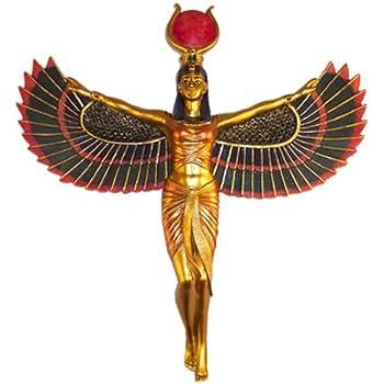 egyptian winged goddess - photo #14