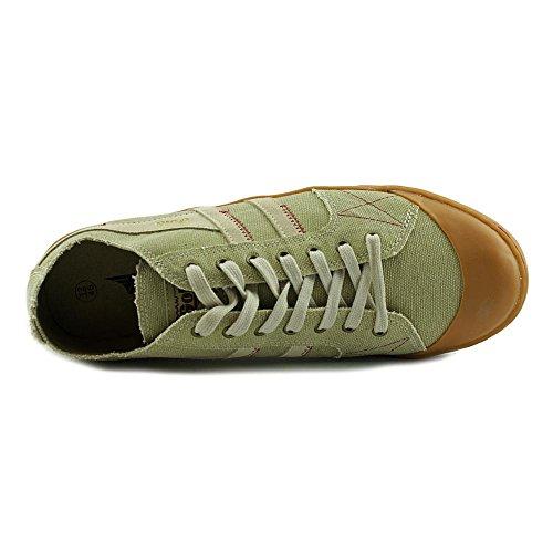 Gola Trick Runde Toe Canvas Skate Schuh Beige