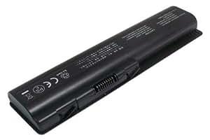PowerSmart - Batería de repuesto para ordenadores portátiles HP G50, HP G60, HP G71, HP G81, HP HDX16, HP dv3500, HP dv4-2000, HP dv5, HP dv5-2000, HP dv6-2000, dv6-2100, números de referencia compatibles: 462890-541, 484170-001, 485041-001, 497694-002, 462891-162, 462889-121, HSTNN-CB72, HSTNN-CB73, HSTNN-DB72, HSTNN-DB73, HSTNN-IB72, HSTNN-IB73, HSTNN-IB79, HSTNN-LB72, HSTNN-LB73, HSTNN-UB72, HSTNN-UB73, HSTNN-XB72, HSTNN-XB73, HSTNN-XB79 (10,80 V, 4400 mAh, ión de litio)