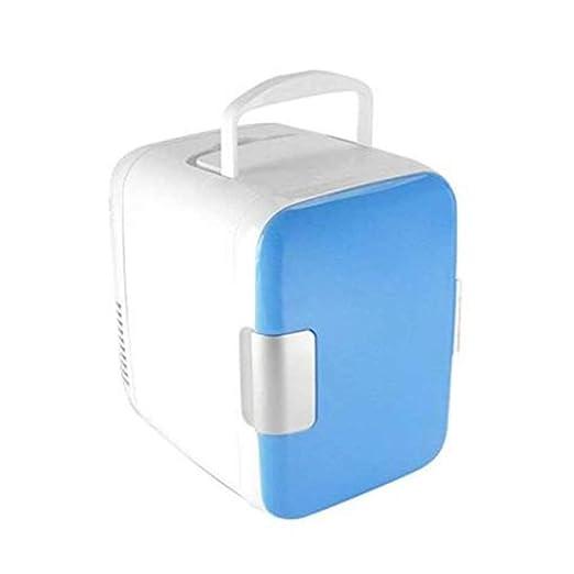 GXFC Mini Nevera Refrigerador Portátil Caja de refrigeración ...
