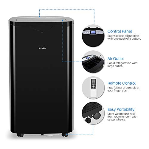쇼핑365 해외구매대행 | DELLA 14000 BTU Portable Air