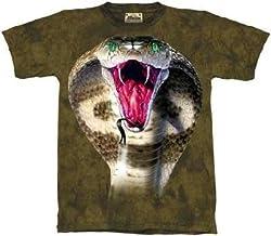The Mountain Kids Cobra T-Shirt, X-Large, Green