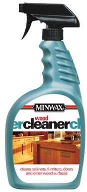 Minwax 52127 Wood Cleaner 32 Oz Trigger Spray (Pack of 4)