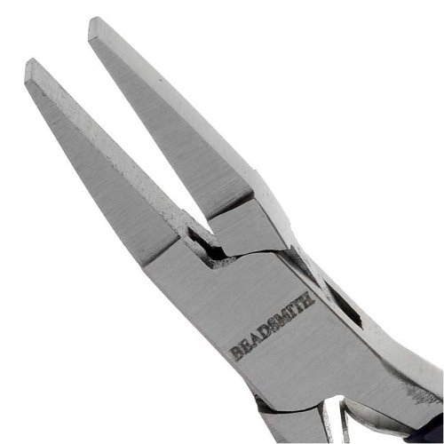 Flat Nose Pliers, 115mm W/spring - PL511