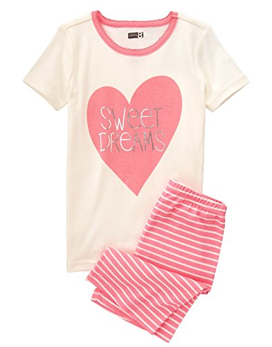 Crazy Girls Short Sleeve Pajamas product image