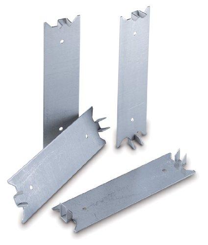 Gardner Bender FP159-6 Saf-Te-Plate Protectors, 1 1/2 in. x 6 in. by Gardner Bender