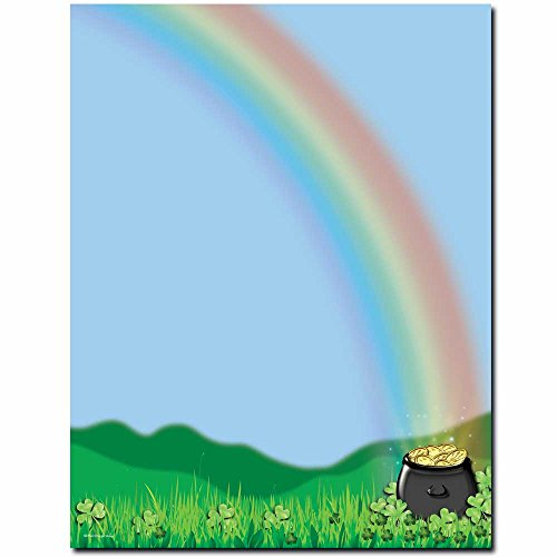 Pot O' Gold Letterhead Laser & Inkjet Printer Paper, 100 - Pot Ink