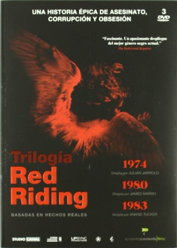 Red Riding - Trilogía (Red Riding - Trilogy) (1974, 1980, 1983) (3Dvds) (Import Movie) (European Format - Zone 2)