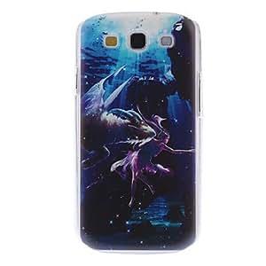Capricornio Caso duro del patrón para Samsung Galaxy S3 I9300