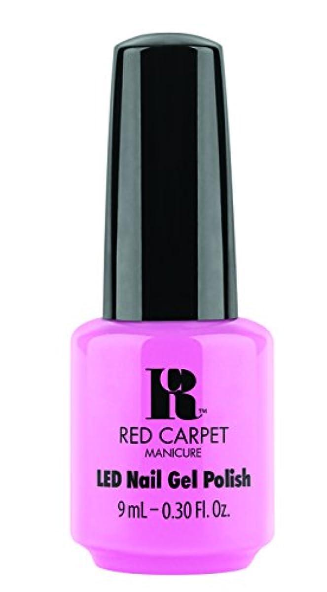砂漠レガシーインゲンRed Carpet Manicure - LED Nail Gel Polish - After Party Playful - 0.3oz / 9ml