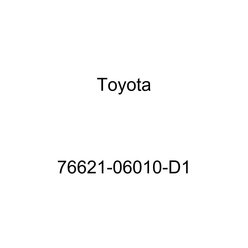 TOYOTA 76621-06010-D1 Fender Mudguard Sub Assembly