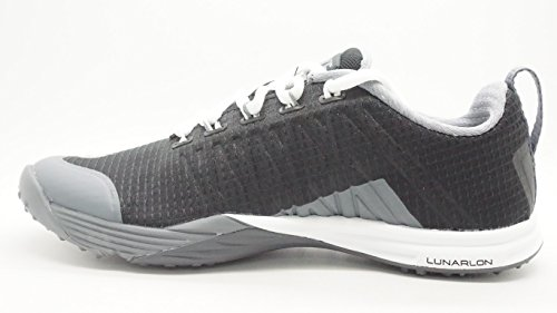 Nike Lunar Cross Element Deportivas Zapatos Nuevo black/cool grey/white/metallic silver