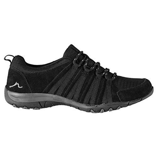 Kangol Lace Chaussures 41 Lynn Décontractées Femme Noir aaT8Rqpw