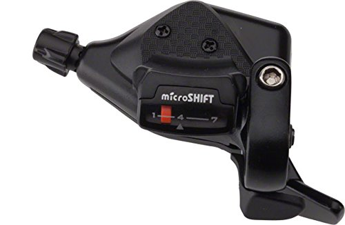MicroShift Thumb-tap 7 speed Internal Geared Hub Shift Lever by Microshift
