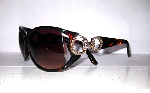 - Jimmy Crystal NY Bling Diva Sunglasses with Swarvski Elements