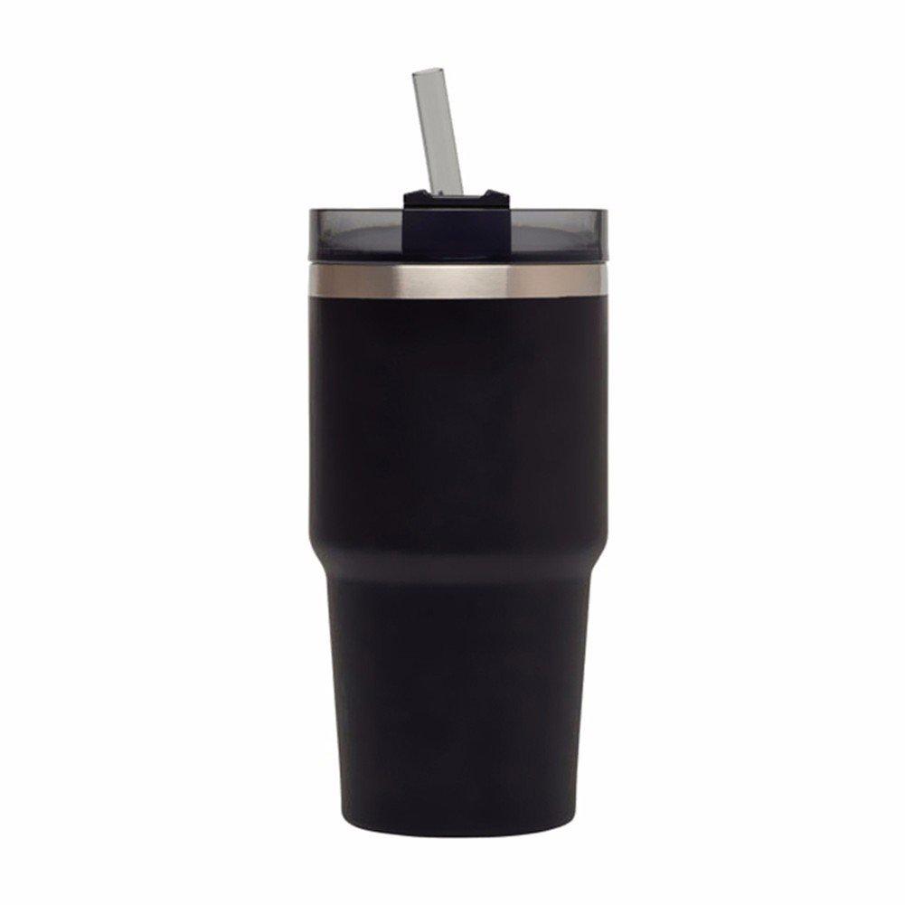ampia selezione TXTTXT Tazza di grande capacità tazza di paglia in in in acciaio inox per adulti grande tazza di caffè portatile auto Thermos  economico online