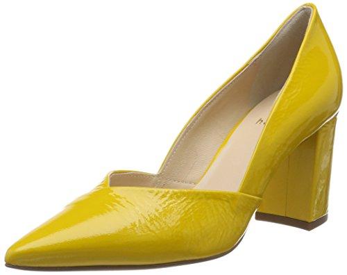 Högl Damen 5-10 7505 8100 Pumps Gelb (Yellow)