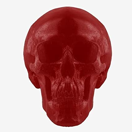 Surprising Amazon Com Giant Gummy Skull Cherry By Giant Bean Bag Caraccident5 Cool Chair Designs And Ideas Caraccident5Info