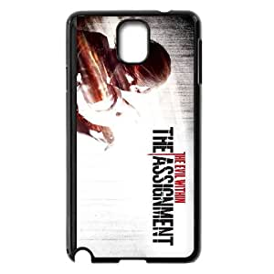 games The Evil Within The Assignment Game Poster Samsung Galaxy Note 3 Cell Phone Case Black 91INA91240392