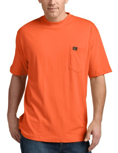 RIGGS WORKWEAR by Wrangler Men's Big & Tall Pocket T-Shir...